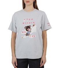 marc jacobs x magda archer grey t-shirt