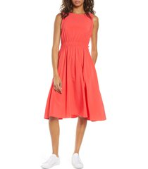 women's zella rosie sleeveless woven dress