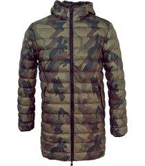 reversible coat jacket