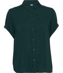 majan ss shirt 9942 overhemd met korte mouwen samsøe samsøe