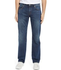 men's 7 for all mankind austyn relaxed fit jeans, size 31 - blue