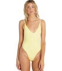 traje de bano reissue one piece billabong billabong