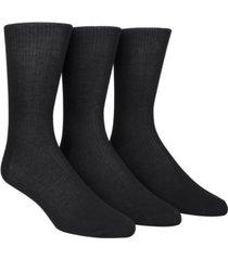 calvin klein dress men's socks, non binding 3 pack