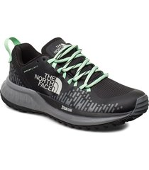 w ultra endur xf fl shoes sport shoes running shoes svart the north face
