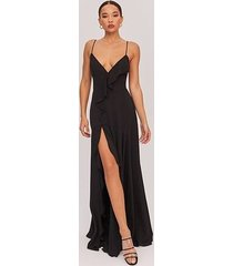 black the callais dress