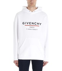givenchy paris address hoodie