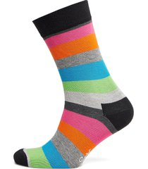 stripe sock underwear socks regular socks multi/mönstrad happy socks