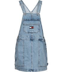 jumpsui tommy jeans cargo dungaree dress tjllbc