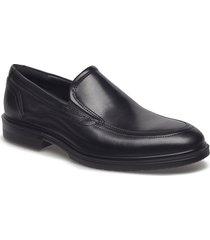 lisbon loafers låga skor svart ecco