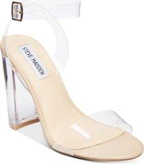 steve madden women's camille vinyl sandals