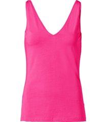 mart visser top 4010001 basic singlet roze