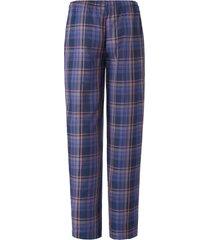 lange pyjamabroek met ruitdessin van jockey rood