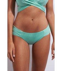 calzedonia swimsuit bottom indonesia eco woman green size 5