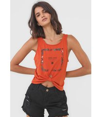 regata cropped hang loose soulplant laranja