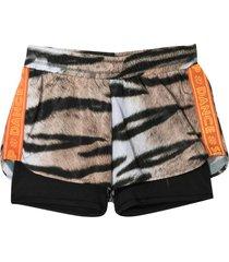 molo animalier shorts