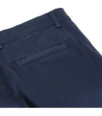 fay cotton stretch trousers