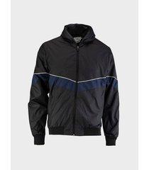 chaqueta con capota para hombre 09018