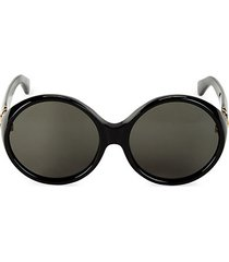 60mm round sunglasses