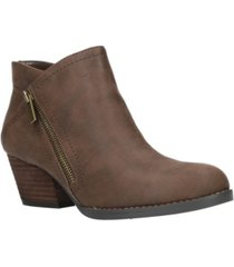 bella vita bobbi comfort booties women's shoes