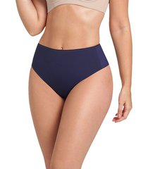 panty panty control moderado azul leonisa 012952
