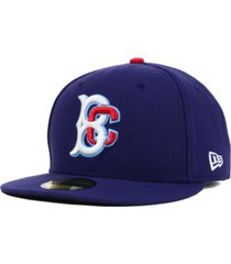 new era brooklyn cyclones 59fifty cap
