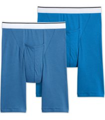 men's pouch midway boxer briefs, pack of 2