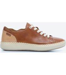 zapato casual mujer pikolinos tdh0 café