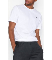 fila unwind 2.0 reg tee t-shirts & linnen bright white