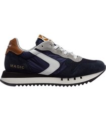 scarpe sneakers uomo in pelle magic run