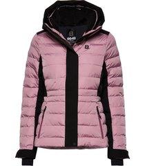 andina w primaloft j outerwear sport jackets roze 8848 altitude