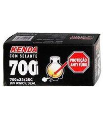 câmara de ar kenda com selante 700x23/25
