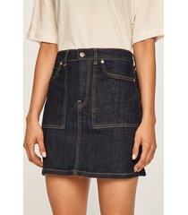pepe jeans - spódnica mia x dua lipa