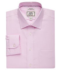 1905 collection extreme slim fit spread collar dress shirt, by jos. a. bank