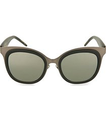 48mm cat eye sunglasses