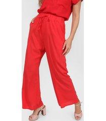 pantalón  rojo stefani bora
