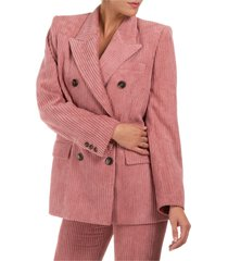 giacca doppiopetto donna