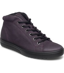 fara shoes boots ankle boots ankle boot - flat lila ecco