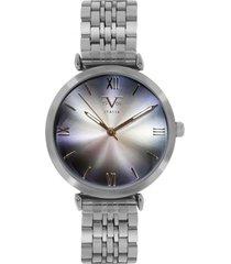 reloj gris 19v69 italia