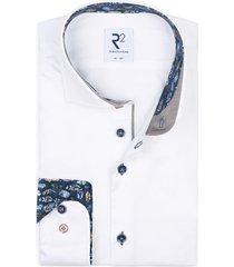 mouwlengte 7 overhemd wit r2 amsterdam