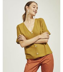 top amarillo portsaid lino button ney jersey