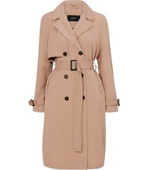 trenchcoat vmdonna export long jacket