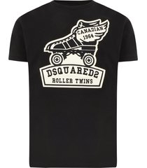 dsquared2 roller twins t-shirt
