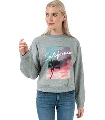 womens diana graphic crew sweatshirt