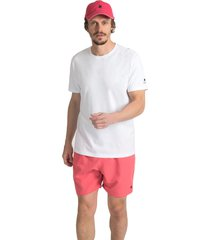 remera blanca oxford polo club sunset