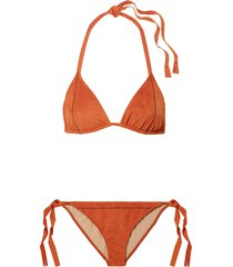 on the island by marios schwab bikinis