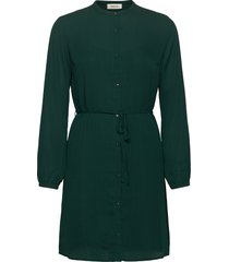 filo print dress dresses everyday dresses grön modström
