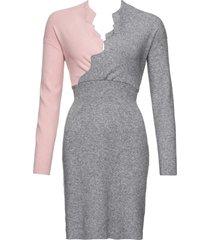 abito in maglia (rosa) - bodyflirt