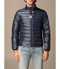 blauer jacket blauer down jacket in light basic nylon
