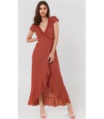 fayt brady dress - red