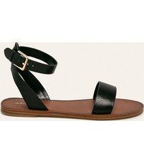 aldo - sandały skórzane campodoro
